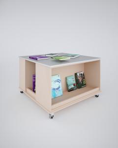 Стол для выкладки книг